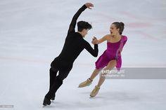 Anastasia Shpilevaya and Grigory Smirnov of Russia compete in the junior ice dance short program during the ISU Junior Grand Prix of Figure Skating - Yokohama on September 10, 2016 in Yokohama, Japan.