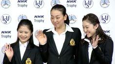 2015NHK杯国際フィギュアスケート|NHK