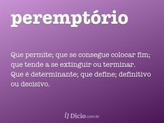 peremptório Mental Map, Learn Brazilian Portuguese, Portuguese Lessons, Portuguese Language, Unusual Words, Study Notes, Home Schooling, New Words, Study Tips