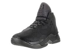Under Armour Men's UA Curry 2.5 Black/Charcoal/Charcoal Sneaker 12 D (M)
