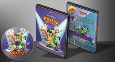 Pateta - O Filme - Capa | VITRINE - Galeria De Capas - Designer Covers Custom | Capas & Labels Customizados