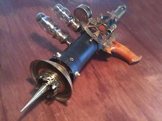 Thermoelectric Compendium Galvanizer with a Radiographic Sextant by (aka FLUX), via Flickr