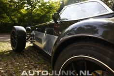 Een voor mij volstrekt onbekend automerk uit het zuiden van Duitsland. Precieze type kan ik niet achterhalen. Gebaseerd op de aloude Lotus 7