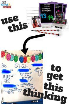 Daily Math Fluency in the Classroom Math Rotations, Math Talk, Daily Math, Ten Frames, Guided Math, Number Sense, Activity Centers, Anchor Charts, Math Activities