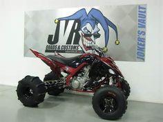 Yamaha Raptor 700  Yamaha for life. #moddedforlife