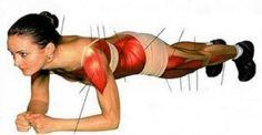 Άσκηση σανίδα: 4 λεπτά και 28 ημέρες για να μεταμορφώσετε το σώμα σας!