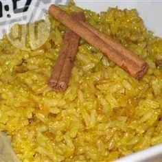 Pulao (arroz indiano) @ allrecipes.com.br