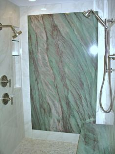Bathroom Shower Walls Granite - Bathroom Shower Walls Granite Renovating aloof the battery and countertop can change the attending of a bathroom.