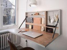 23 great interior design ideas for small spaces - Platzsparende Möbel - Apartment