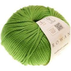 Farb-und Stilberatung mit www.farben-reich.com Rowan Softknit Cotton - 579 Dark Lime