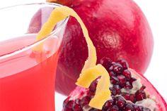 Vintervital med granatäpple | Recept.nu