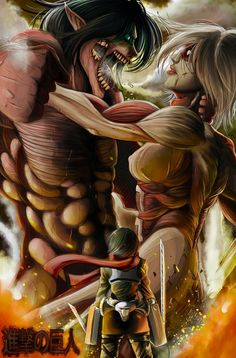Attack On Titan - Shingeki No Kyojin - Ataque a los Titanes