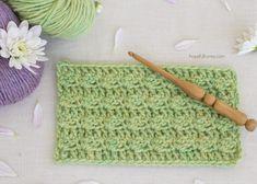 How To: Crochet The Silt Stitch - Easy Tutorial by Hopeful Honey