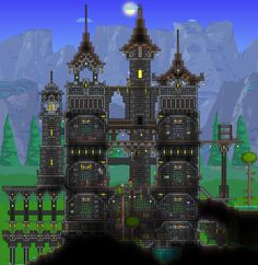 My castle in the jungle