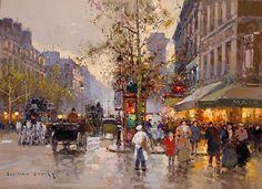 St.Denis, 1905 - Edouard Cortes