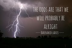 Odds Are - Barenaked Ladies