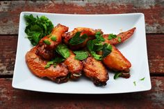 Ike's Vietnamese Fish Sauce Wings: Declaring my love for Andy Ricker's Iconic Wings! | cured by bacon Vietnamese Fish, Vietnamese Recipes, Asian Recipes, Ethnic Recipes, Wing Recipes, Crockpot Recipes, Soup Recipes, Chicken Recipes, Easy Dinner Recipes