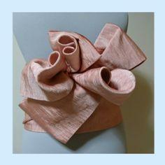 大人の兵児帯 大輪の花の結び方 | シフォンのダイアリー - 楽天ブログ Fashion Show, Kimono, Fabrics, Accessories, Design, Tejidos, Kimonos, Cloths