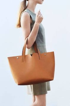 Introducing the color Luggage: a light brown with rich undertones of caramel