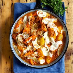 A recipe for autumn vegetable stew with grilled cheese by Phillippa Cheifitz. Vegetarian Options, Vegetarian Recipes, Healthy Recipes, Dip Recipes, Chili Recipes, Fall Recipes, Delicious Recipes, Healthy Food, Pumpkin Vegetable