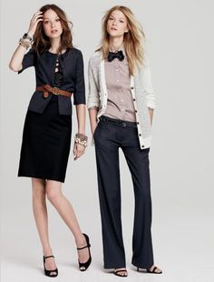http://thatkindofwoman.tumblr.com/post/2340073417/ladies-how-to-wear-a-bow-tie