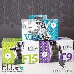 A Forever F.I.T. a modern technológia legújabb vívmánya. Biztosítja számodra az ásványi anyagokat és a jobb életminőséget. Étrend- és mozgás program három könnyen elsajátítható lépésben: C9, F15 és V5. https://www.youtube.com/watch?v=TNn8GFSWsyQ  http://gaboka-fit.flp.com/home.jsf?language=hu http://360000339313.fbo.foreverliving.com/page/products/all-products/4-combo-paks/hun/hu Segítsünk? gaboka@flp.com Vedd meg: https://www.flpshop.hu/customers/recommend/load?id=ZmxwXzMzOTQ1
