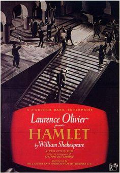 Hamlet (1948) Gran Bretaña. Dir: Laurence Olivier. Drama - DVD CINE 953