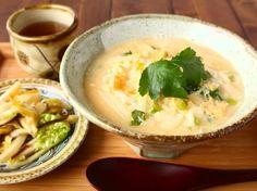 あったか♪ たまご雑炊 by 庭乃桃   レシピサイト「Nadia   ナディア」プロの料理を無料で検索
