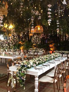 Cali, Fernando Sanchez, Fire Pit Patio, Wedding Decorations, Table Decorations, Romantic Weddings, Wedding Photos, Wedding Ideas, Wedding Planner