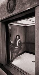 You remember shopping at J.L. Hudson's and you rode the elevators which were operated by a person: