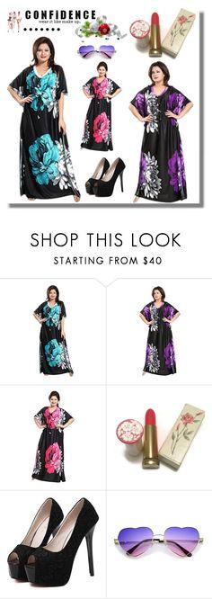 Caftans For Women by lavanyas-trendzs on Polyvore featuring WithChic, Avon and Superga  #caftans #women #fashion #maxidress #sleepwear #kimonokaftan   Beautiful Caftans Shop By Indiatrendzs At Amazon  https://www.amazon.in/s/ref=nb_sb_noss?url=me%3DA1MG1RA6A4ZL9E&field-keywords=kaftan
