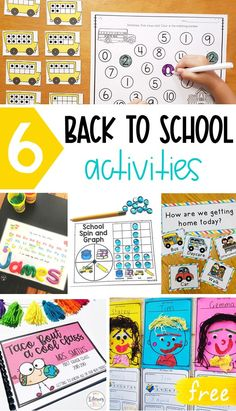"""This FREE all about me writing craft is perfect for back to school time or an about me theme. Kids can create a self portrait using a variety of materials such as paint, collage or oil pastels and edicol dye. There is also an """"All About Me"""" quiz in both American and Australian spelling. #backtoschool #backtoschoolactivities #aboutmetheme #aboutmeactivities #selfportraittemplate #facetemplate #preschoolart #kindergartenart #firstgradeart #secondgradeart #backtoschoolprintables"""