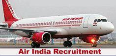 Air India Recruitment 2016