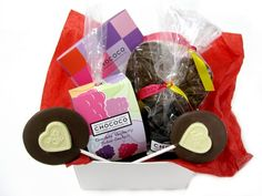 """Fuss Free Flavours are giving away """"Chococo's Valentine's Sweetheart Box"""" Yummy Yummy, Giving, Giveaways, Competition, Valentines, Sweets, Smile, Chocolate, My Love"""