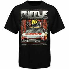 "NASCAR Greg Biffle One Spot Gauge T-Shirt - Black (X-Large) by The Game. $19.95. There is only one speed in NASCAR: Greg Biffle speed. The other drivers better keep upâ?""thatâ?TMs all th. Greg Biffle One Spot Gauge T-Shirt - BlackTagless collarImportedScreen print graphics100% CottonOfficially licensed NASCAR product100% CottonScreen print graphicsTagless collarImportedOfficially licensed NASCAR product"