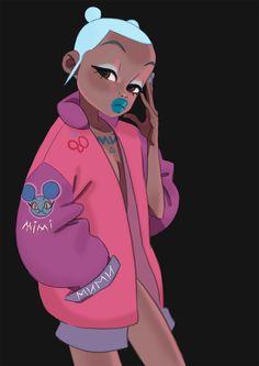 mil curtidas, 37 comentários - anna cattish ( no Character Design Teen, Character Designer, Character Design Animation, Character Design References, Character Design Inspiration, Character Concept, Character Art, Anna Cattish, Alice The Angel