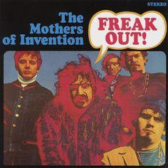 frank zappa | The Weirdest Band in the WorldU BETTER B A ROCK STAR