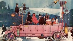 Famed for his illustrations of absurd contraptions, why is Heath Robinson still so popular?