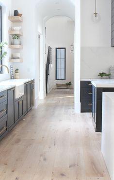 Küchen Design, Home Design, Layout Design, Design Ideas, Modern House Interior Design, White Interior Design, Diy Interior, Design Styles, Interior Paint