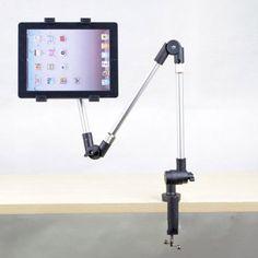 Schwenkbare Tischhalterung Halter Tischständer für iPad 1 2 3 4 iPad mini vollbeweglich Tisch Halter Stand