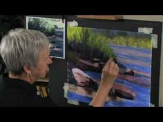 ▶ Painting from Photos: Pastels with Maggie Price - YouTube