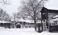 Lysebu, Norway 2nd position of Historic Hotel Best Restaurant 2016 Historic Hotel of Europe Awards