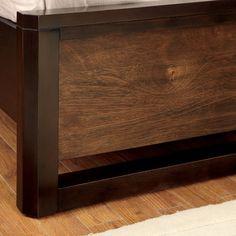 Furniture Of America,Corsica Eastern King Bed Collection - CM7608EK