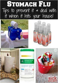 stomach flu tips