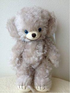 チーキー チャーリー★メリーソート Teddy Bears, Dolls, Animals, Teddy Bear, Baby Dolls, Animales, Animaux, Puppet, Doll