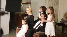 Мэттью МакКонахи и Скарлетт Йохансон в новогоднем ролике Dolce & Gabbana