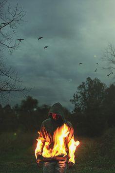 """zarb:  """"Burning Man"""" byBairon Rivera"""