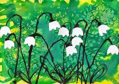 výtvarka jaro - Hledat Googlem