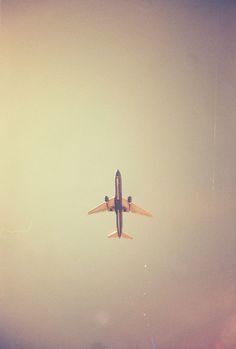 #partir #travel #plane