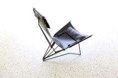 Atelier LAVIT - VENEZIA lounge chair - Nilufar Gallery 17.gif